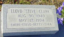 Lloyd Steve Clark