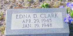 Edna Delia Clark