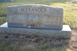 Gracie M Alexander