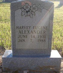 Harvey Eugene Alexander