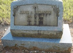 Julius Abner Alexander