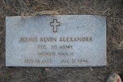 Julius Alvin Alexander