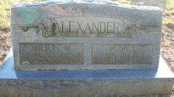 Milton Mcdonald Alexander