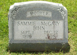 Sammie <i>McGary</i> Bihn