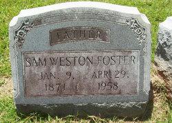 Sam Weston Foster, Sr