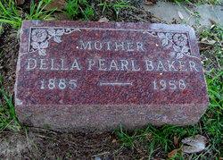 Della Pearl <i>McGlaun</i> Baker