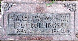 Mary Eva <i>O'Bannon</i> Bollinger