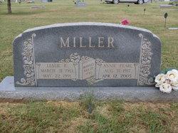 Leslie Elbert Miller