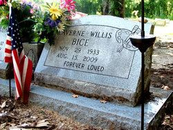 Cina Laverne <i>Willis</i> Bice