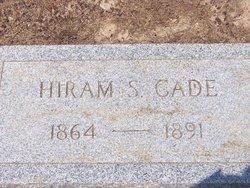 Hiram S. Cade