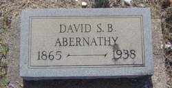 David Shamariah Benjamin Abernathy