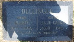 Hillery Bellinger