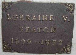 Lorraine V Seaton