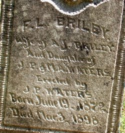 F. L. <i>Waters</i> Briley