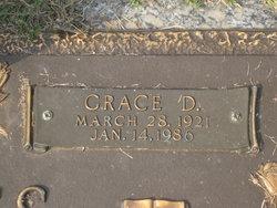 Virgina Grace <i>Davis</i> Barnes