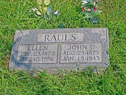 John Van Buren Rauls