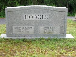 Edward Burton Bert Hodges