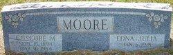 Edna Julia Moore