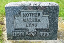 Martha <i>Balgaard</i> Lyng