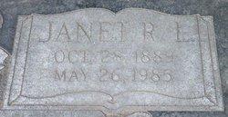 Janet R. L. <i>Ballantyne</i> Bradshaw