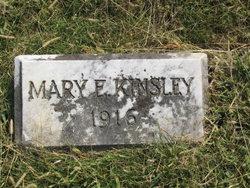 Mary Elvara <i>Snyder</i> Kinsley