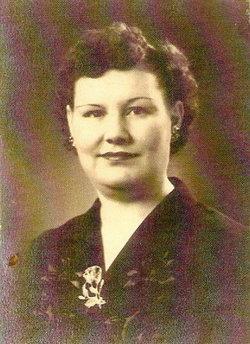 Dorothy Mae DORY <i>Gillard</i> Cobbs