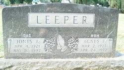 Jonts Arnold Leeper