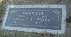Thelma Irene <i>Baker</i> Mauricio