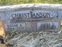 Oscar Antonius Christianson