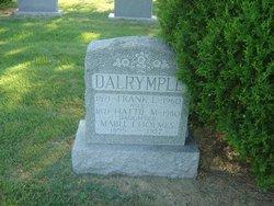 Frank E Dalrymple