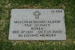 Malcolm Daniel Alarid