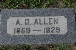 A. D. Allen