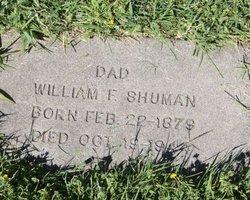 William Foreman Shuman