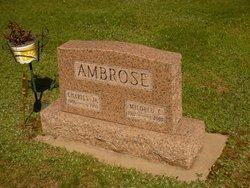 Mildred C Ambrose