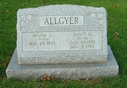 Melvin S Allgyer