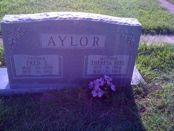 Theresa <i>Bell</i> Aylor
