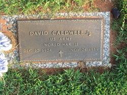 David Caldwell, Jr