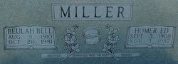 Beulah Bell Miller