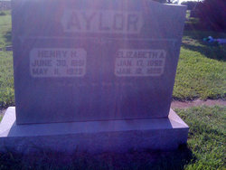 Henry Harford Aylor
