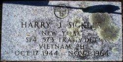 Spec Harry Joseph Sickler