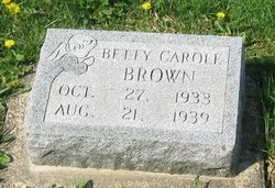 Betty Carole Brown