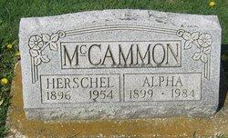Alpha <i>Crooks</i> McCammon