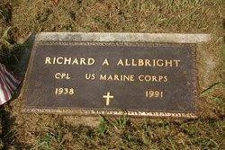 Richard A. Allbright