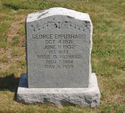 George E. Pushard