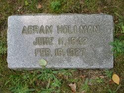 Abram Hollman