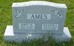 Eleanor Louise Ames