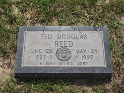 Ted Douglas Reed