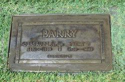 Bert Francis Barry