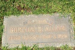 Bertha Rebecca <i>Kiker</i> Allen