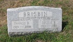 Velma Lucille <i>Walbridge</i> Brisbin